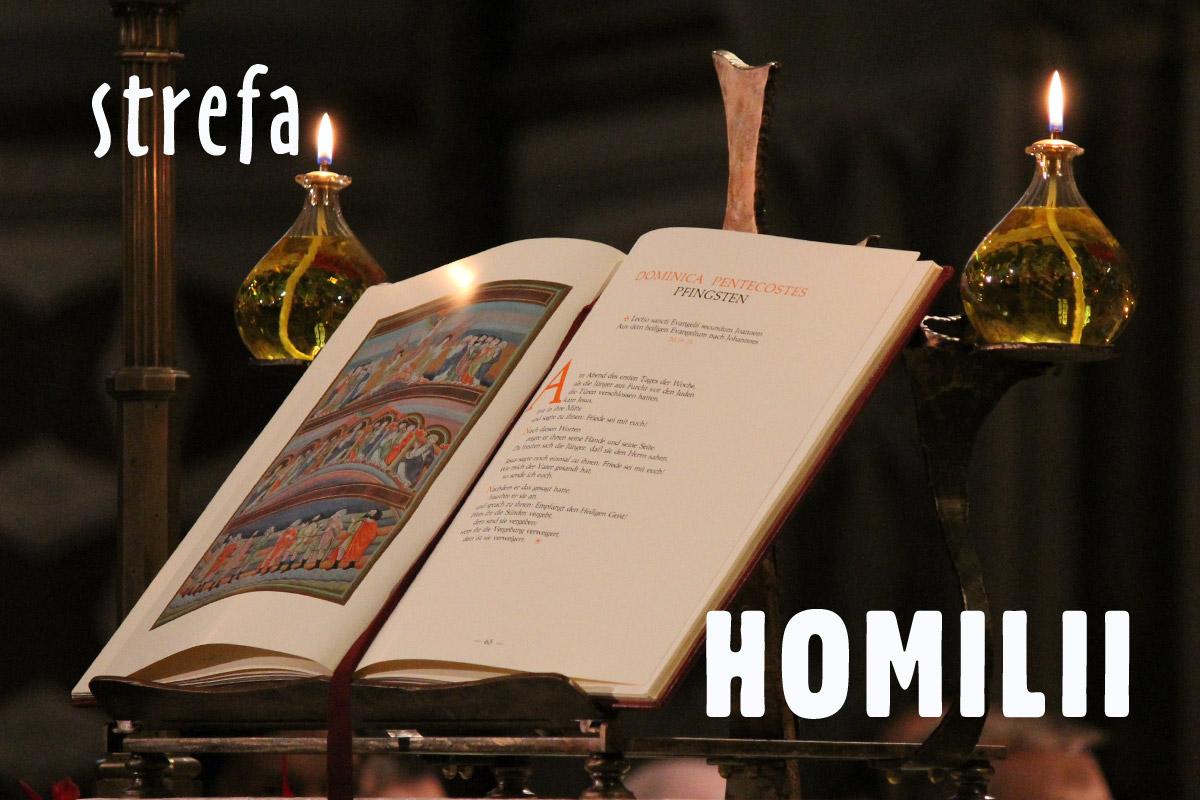 """""""homilie"""""""